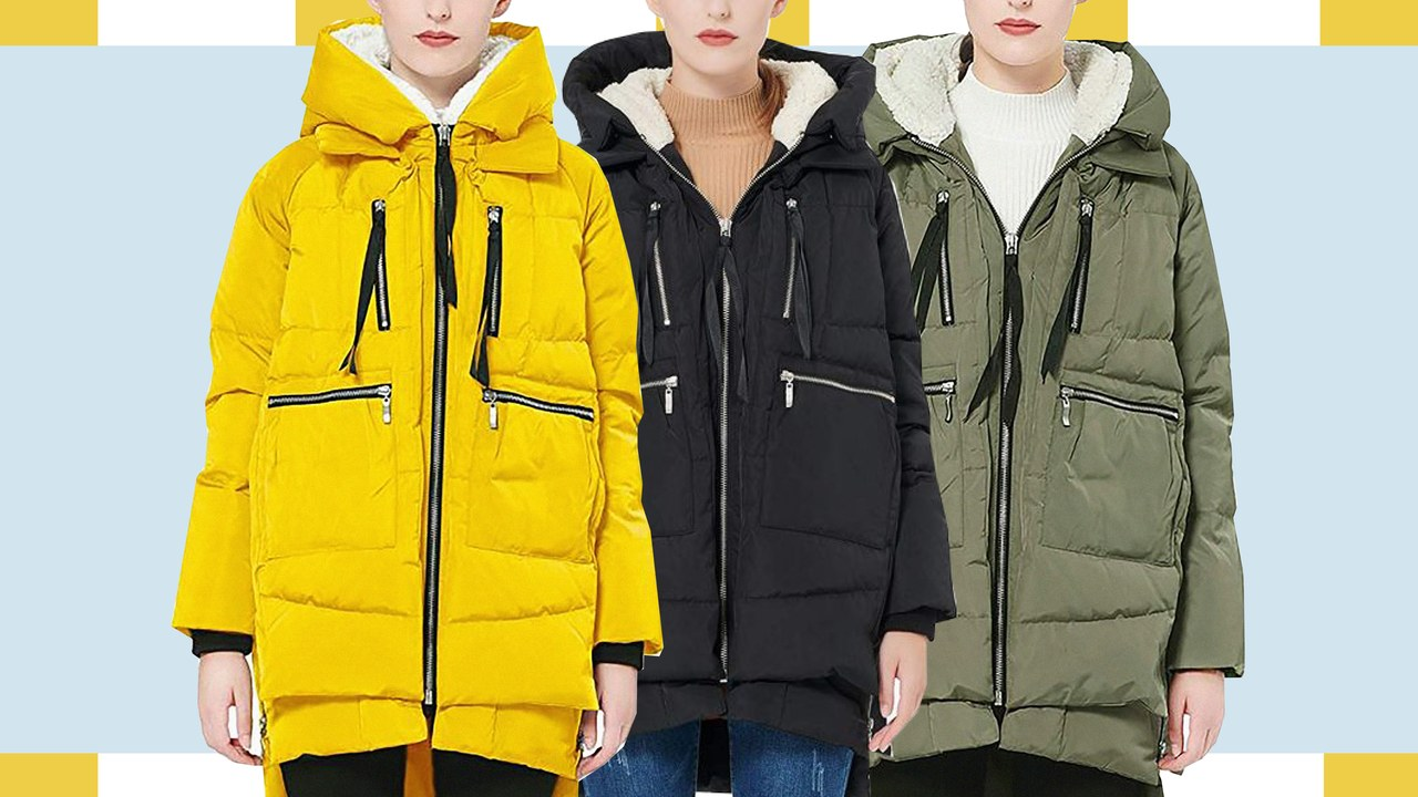 Amazon's Orolay Thickened Down Jacket Is So Popular, It Has Its Own Instagram Account