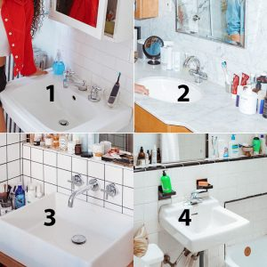 All My Face Washers, Which Is The Best Sink?