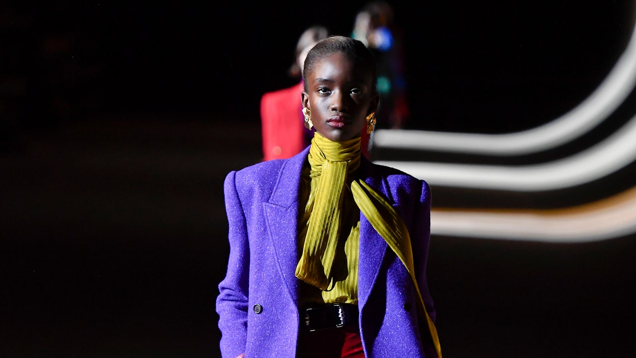 Saint Laurent Steps Off Schedule for Its 2020 Fashion Shows